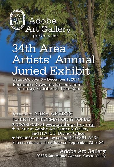 34thArtists Area Annual Juried Exhibition