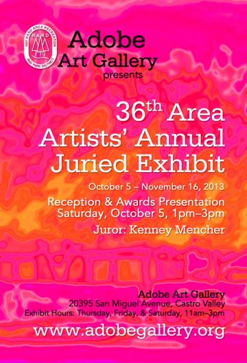 36th Area Artists' Annual Juried Exhibit