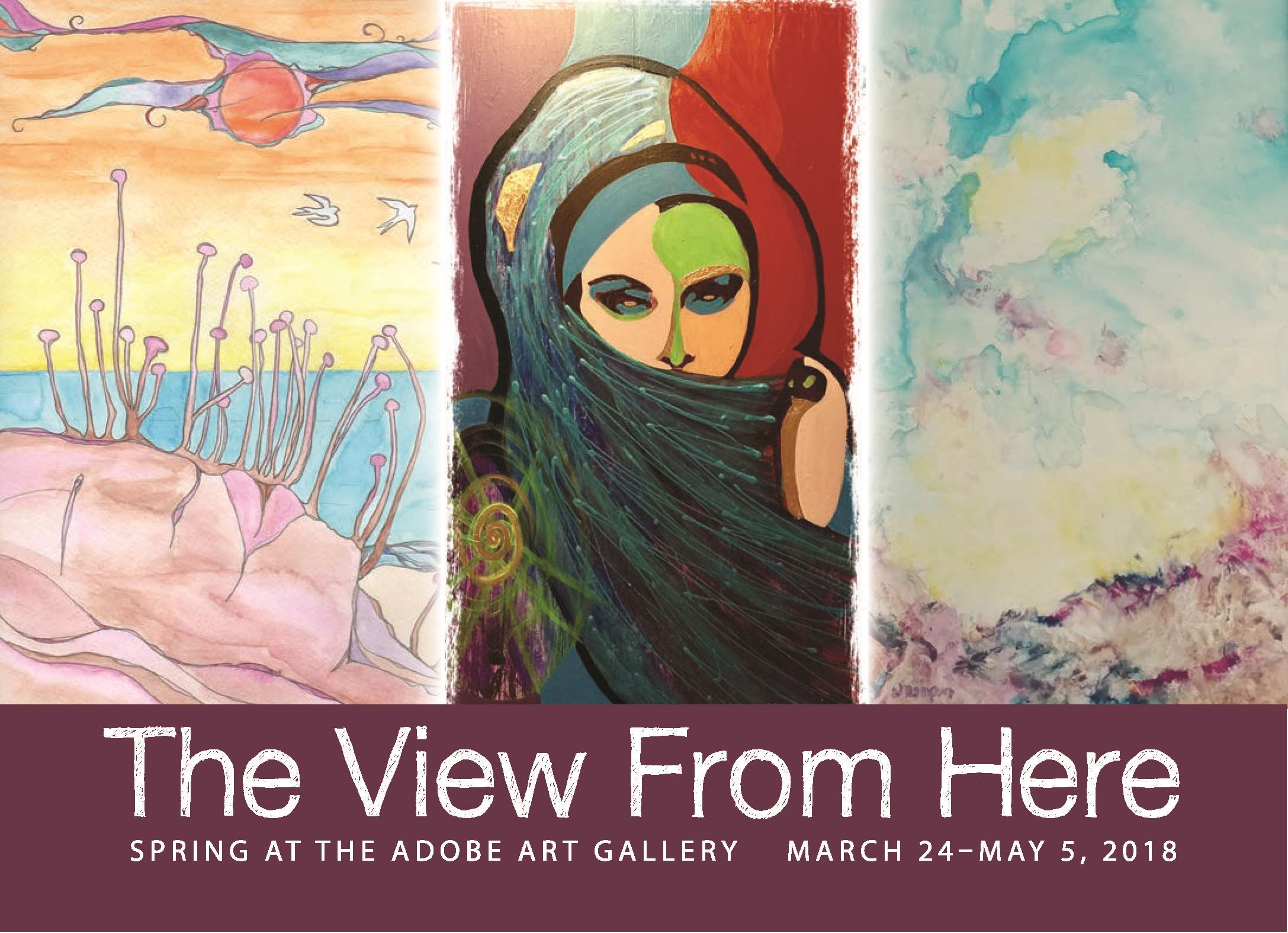 The View From Here: Spring Open Exhibition