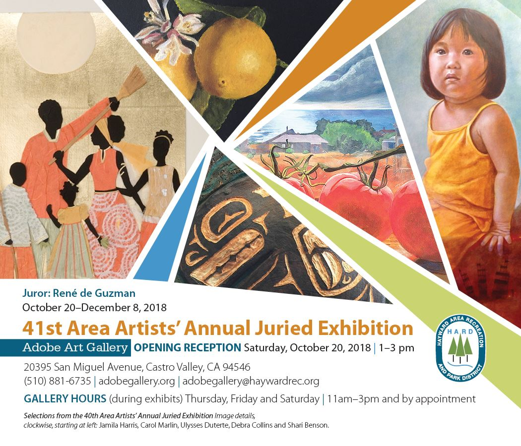 41st Area Artists' Annual Juried Exhibit