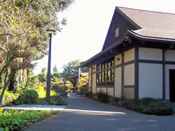 Hayward Area Senior Center Front