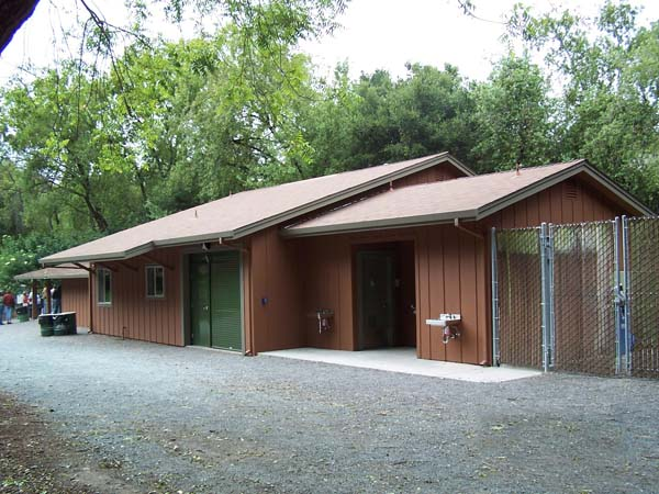Sulphur Creek Nature Center - Anima Hospital & Rehabilitation Center